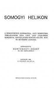 Somogyi Helikon
